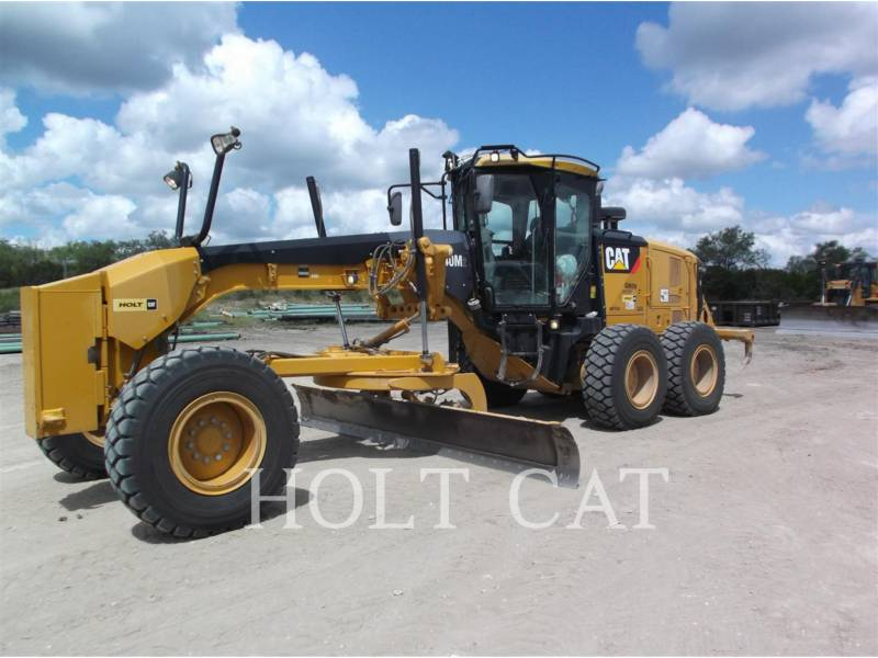 Caterpillar AUTOGREDERE 140M2 equipment  photo 2
