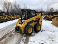 CATERPILLAR CHARGEURS COMPACTS RIGIDES 242D equipment  photo 1