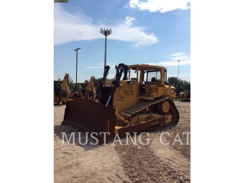 CATERPILLAR CIĄGNIKI GĄSIENICOWE D6TXW equipment  photo 1