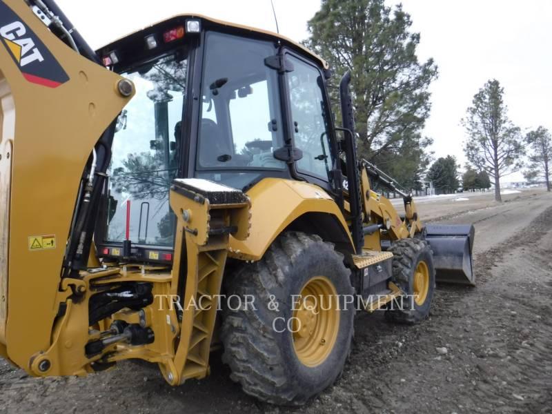 Caterpillar BULDOEXCAVATOARE 420F24ETCB equipment  photo 6