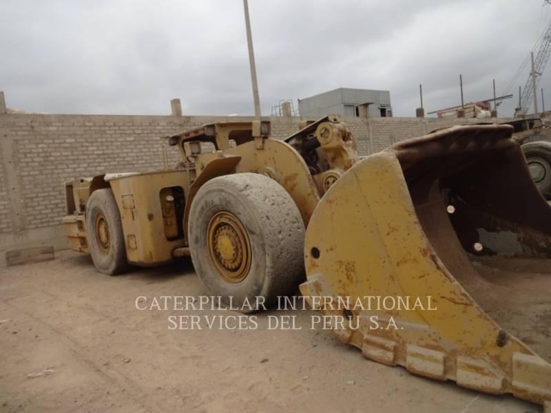 CATERPILLAR CHARGEUSE POUR MINES SOUTERRAINES R1600G equipment  photo 2
