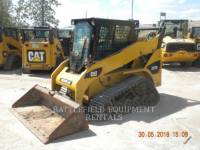 CATERPILLAR UNIWERSALNE ŁADOWARKI 257B3 equipment  photo 3