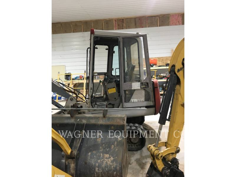 TAKEUCHI MFG. CO. LTD. TRACK EXCAVATORS TB035 equipment  photo 6