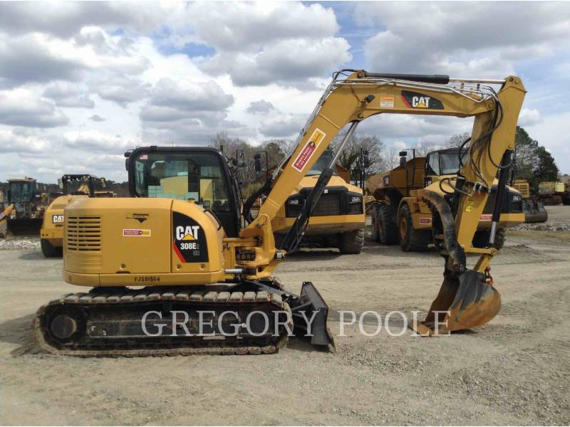 CATERPILLAR EXCAVADORAS DE CADENAS 308E2 CR equipment  photo 8