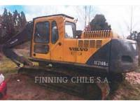 Equipment photo VOLVO EC210B LC EXCAVATOARE PE ŞENILE 1