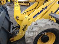 KOMATSU WHEEL LOADERS/INTEGRATED TOOLCARRIERS WA95-3 equipment  photo 11