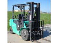 MITSUBISHI FORKLIFTS CARRELLI ELEVATORI A FORCHE FG25N_MT equipment  photo 2