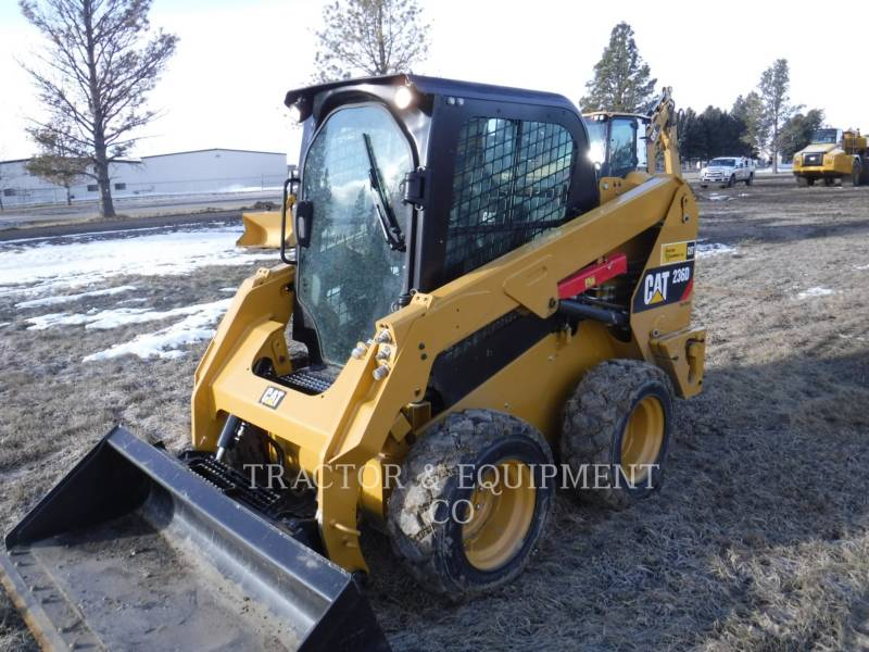 CATERPILLAR SKID STEER LOADERS 236D H2CB equipment  photo 1