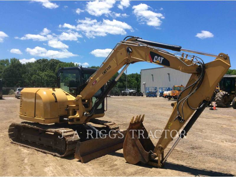 CATERPILLAR TRACK EXCAVATORS 308E equipment  photo 2