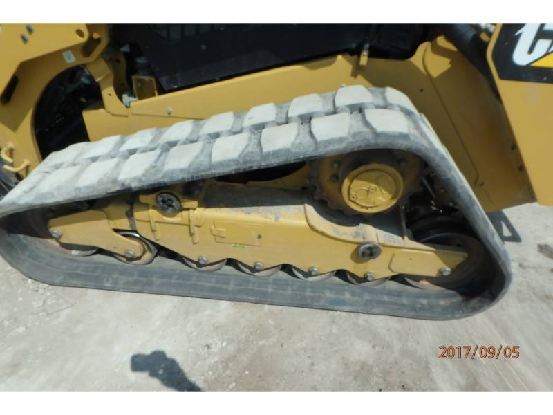CATERPILLAR 多様地形対応ローダ 289D equipment  photo 13