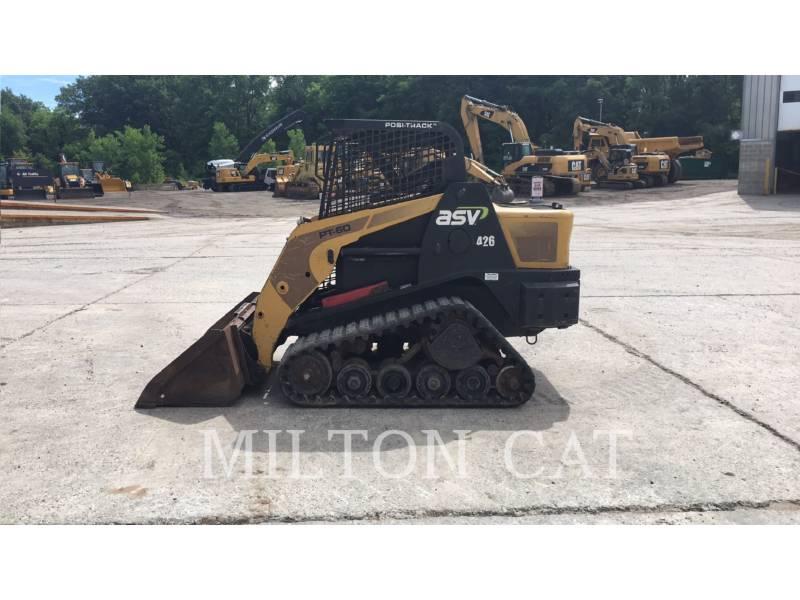 ASV POSI-TRACK DELTALADER PT60 equipment  photo 4