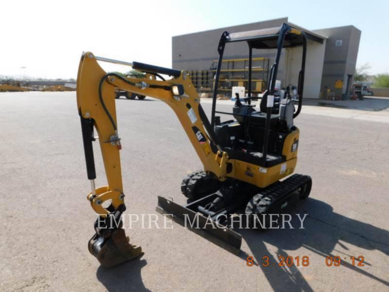 CATERPILLAR KOPARKI GĄSIENICOWE 301.7DCR equipment  photo 4