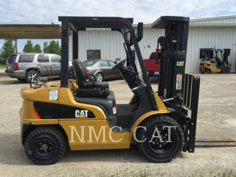 CATERPILLAR LIFT TRUCKS MONTACARGAS 2P6000_MC equipment  photo 2