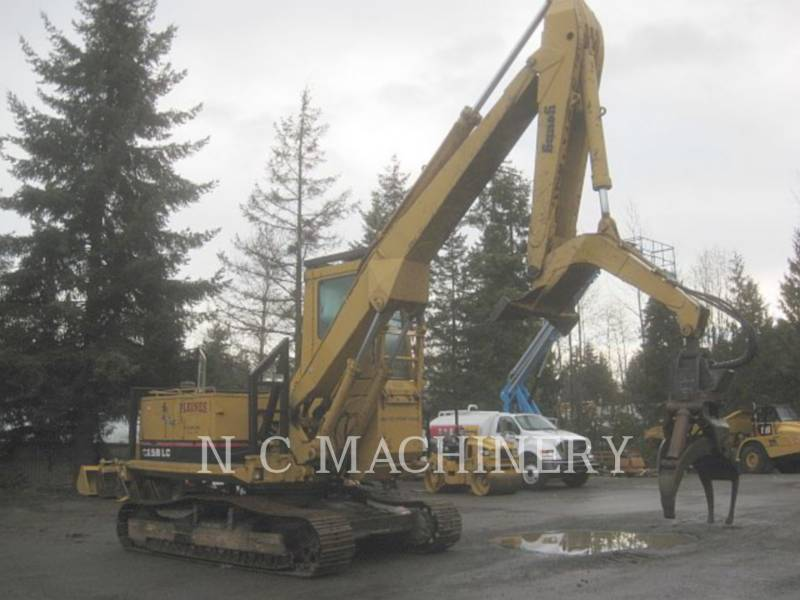 CATERPILLAR MACHINE FORESTIERE 225B equipment  photo 2