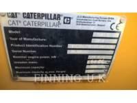 CATERPILLAR TELEHANDLER TH417C STD equipment  photo 3