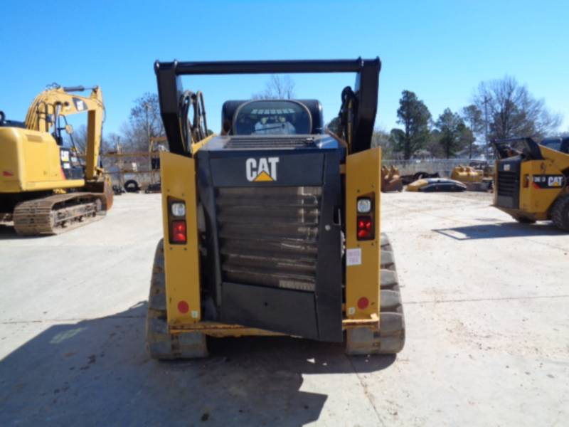 CATERPILLAR CHARGEURS TOUT TERRAIN 299D equipment  photo 4