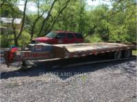 INTERSTATE TRAILERS REMOLQUES 40DLA equipment  photo 1