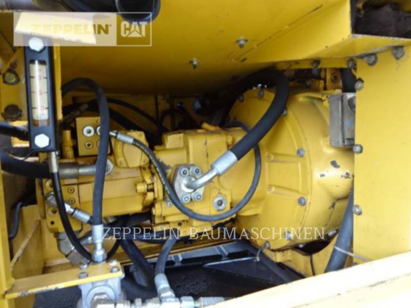 CATERPILLAR PELLES SUR PNEUS M315 equipment  photo 17