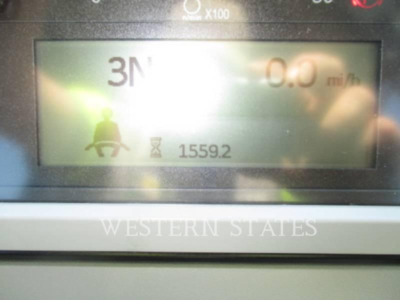 CATERPILLAR CHARGEURS SUR PNEUS/CHARGEURS INDUSTRIELS 972M equipment  photo 14