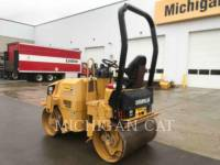 CATERPILLAR TAMBOR DOBLE VIBRATORIO ASFALTO CB24 equipment  photo 4