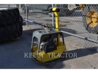 Equipment photo WACKER CORPORATION BPU3750A  VIBRATORY PLATE COMPACTOR 1