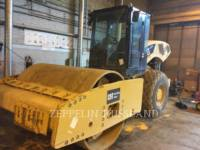 CATERPILLAR VIBRATORY SINGLE DRUM SMOOTH CS76 equipment  photo 2