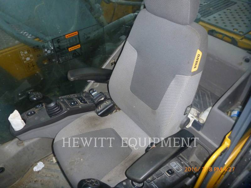 VOLVO TRACK EXCAVATORS EC360C equipment  photo 6