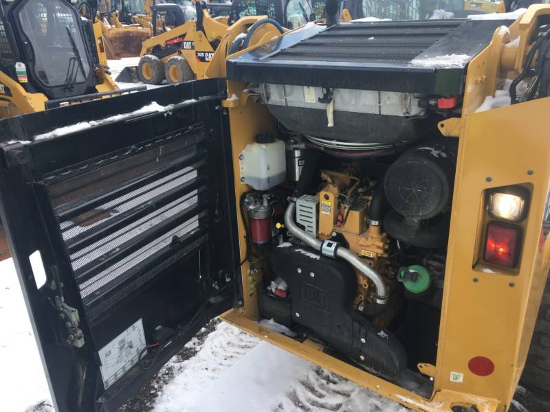 CATERPILLAR PALE COMPATTE SKID STEER 236D equipment  photo 14