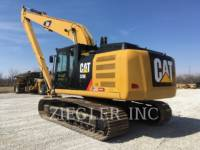 CATERPILLAR トラック油圧ショベル 329ELR equipment  photo 4
