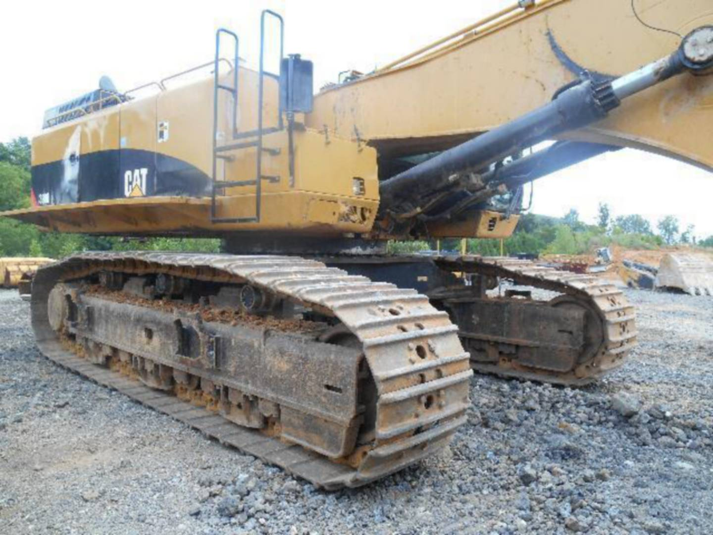 Used 2012 Caterpillar 390dl For Sale Walker Cat
