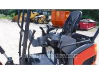 KUBOTA CANADA LTD. TRACK EXCAVATORS KX018-4 equipment  photo 5