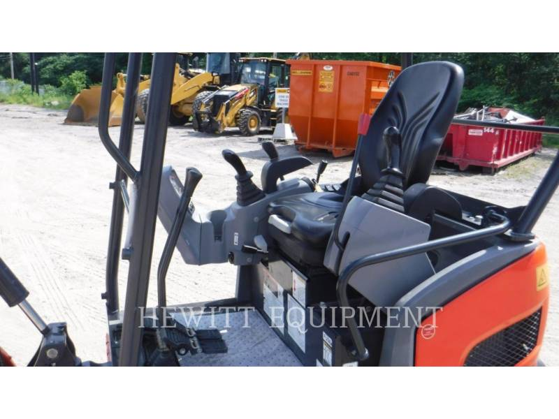 KUBOTA CANADA LTD. ESCAVADEIRAS KX018-4 equipment  photo 5