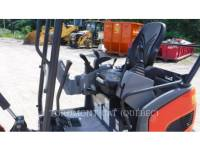 KUBOTA CANADA LTD. PELLES SUR CHAINES KX018-4 equipment  photo 5