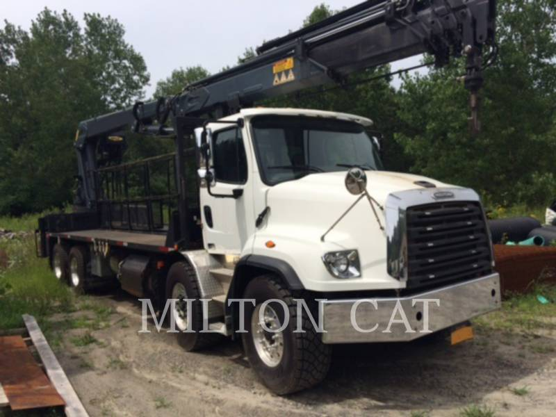 FREIGHTLINER CAMIONES DE CARRETER SD114-SBA equipment  photo 3
