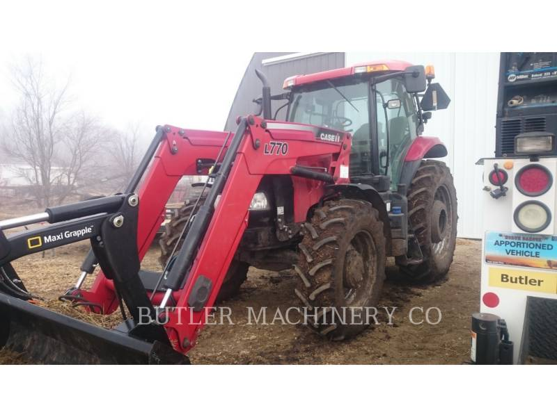 CASE/INTERNATIONAL HARVESTER TRACTORES AGRÍCOLAS PUMA 160 equipment  photo 1