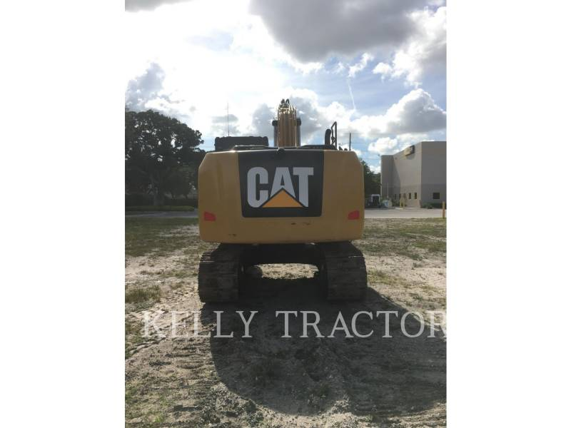 CATERPILLAR ESCAVATORI CINGOLATI 318EL equipment  photo 5