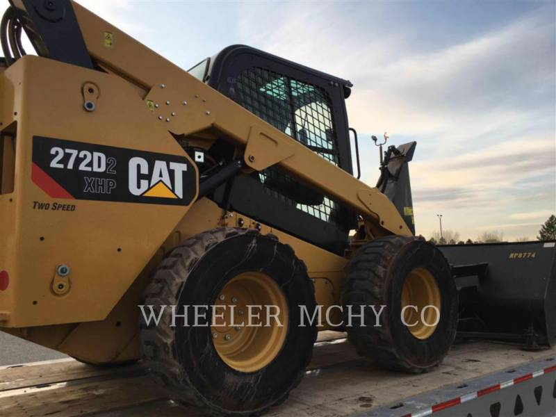 CATERPILLAR SKID STEER LOADERS 272D2 C3H2 equipment  photo 1