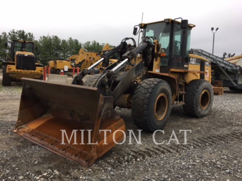 CATERPILLAR WHEEL LOADERS/INTEGRATED TOOLCARRIERS IT38 G II equipment  photo 1
