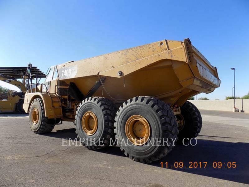 CATERPILLAR ダンプ・トラック 740B TG equipment  photo 3