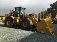 CATERPILLAR RADLADER/INDUSTRIE-RADLADER 972K equipment  photo 3