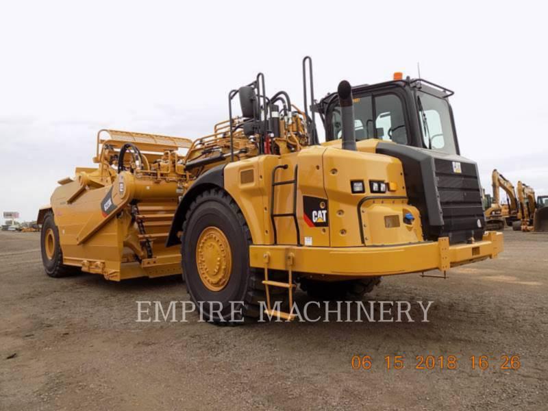 CATERPILLAR WHEEL TRACTOR SCRAPERS 623K equipment  photo 1