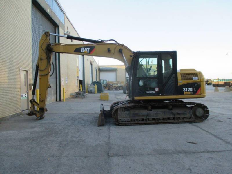 CATERPILLAR TRACK EXCAVATORS 312DL equipment  photo 1