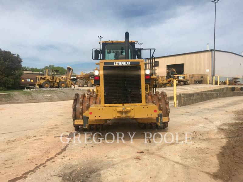 CATERPILLAR TRACTORES TOPADORES DE RUEDAS 815F II equipment  photo 5