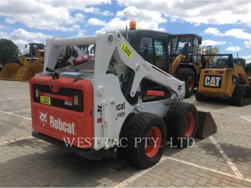 BOBCAT SKID STEER LOADERS S650 equipment  photo 9