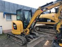 CATERPILLAR KETTEN-HYDRAULIKBAGGER 303.5 E CR equipment  photo 1