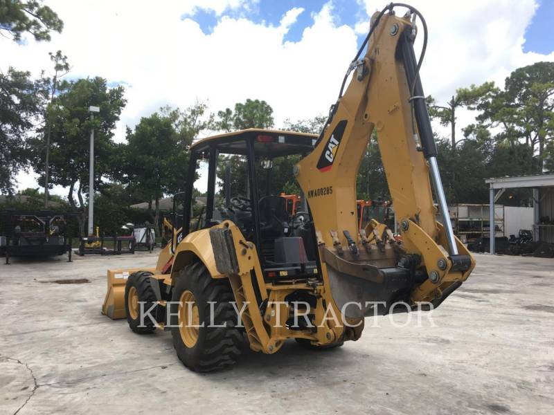 CATERPILLAR RETROEXCAVADORAS CARGADORAS 415F2ST equipment  photo 3
