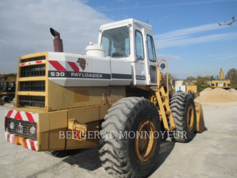 INTERNATIONAL HARVESTER CHARGEURS SUR PNEUS/CHARGEURS INDUSTRIELS 530 equipment  photo 6