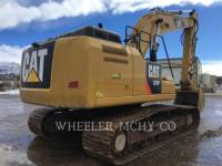 CATERPILLAR EXCAVADORAS DE CADENAS 329F L CF equipment  photo 1