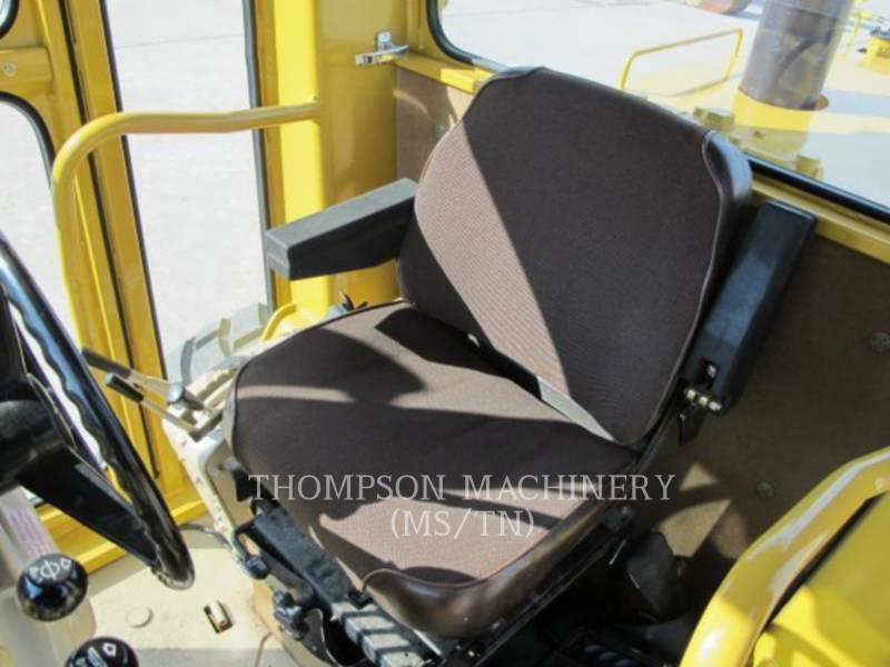 CATERPILLAR MOTOR GRADERS 16G equipment  photo 9