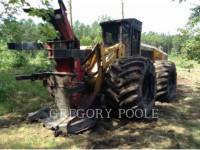 Equipment photo CATERPILLAR 573 FORESTRY - FELLER BUNCHERS - WHEEL 1
